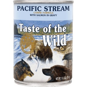 TASTE OF THE WILD Pacific Stream Formula - puszka