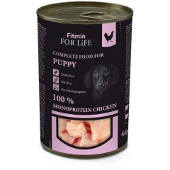 FITMIN For Life Puppy Chicken (puszka)