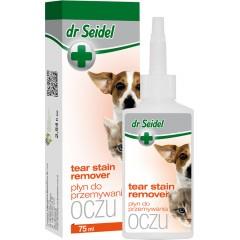 DR SEIDEL Płyn do przemywania oczu dla psów i kotów