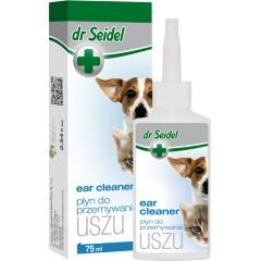 DR SEIDEL Płyn do przemywania uszu dla psów i kotów