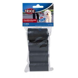 TRIXIE Worki na psie nieczystości M - 4 rolki po 20 sztuk