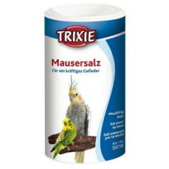 TRIXIE Sól dla ptaków na pierzenie 100g
