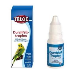 TRIXIE Krople żołądkowe na biedunkę dla ptaków 15ml