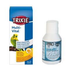 TRIXIE Multi-Vital krople dla ptaków 50ml