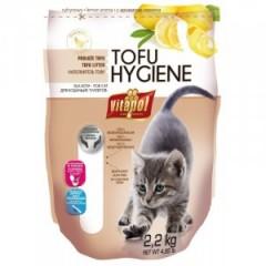 TRIXIE Podłoże tofu cytrynowe 3,8 L