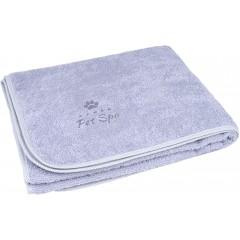AMIPLAY Spa Ręcznik kąpielowy dla psa - Szary