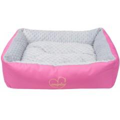 AMIPLAY Sofa Babydoll - jasnoszara