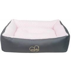 AMIPLAY Sofa Babydoll - różowa