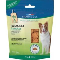 FRANCODEX Przysmak dla psów przeciw pasożytom 75g