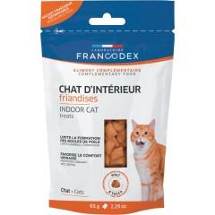 FRANCODEX Przysmak dla kotów - ochrona układu moczowego/zapobiega zakłaczeniom 65g