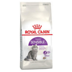 ROYAL CANIN Sensible Feline (Regular Sensible 33) 10kg + 2kg GRATIS