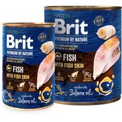 Brit Premium By Nature Fish&Fish Skin (puszka)