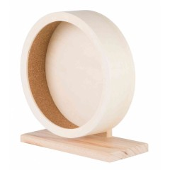 TRIXIE Drewniany kołowrotek dla gryzonia