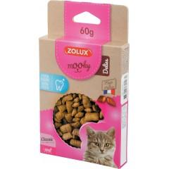 ZOLUX Przysmak MOOKY DELIES dla kota - Higiena jamy ustnej 60g