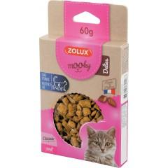 ZOLUX Przysmak MOOKY DELIES dla kota po sterylizacji 60g