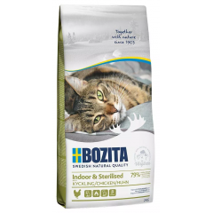 BOZITA Indoor and Sterilised Chicken