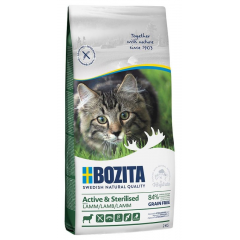BOZITA Active and Sterilised Grain Free