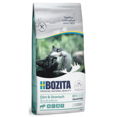 BOZITA Diet and Stomach Grain Free Elk 2kg