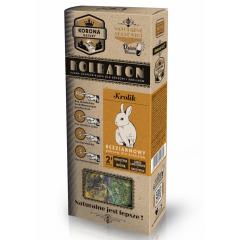 NATURAL-VIT Korona Natury - Kolbaton dla królika