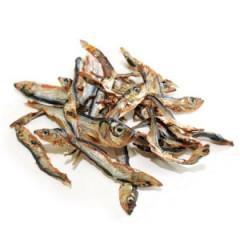 MACED Szprotki suszone - źródło kwasów omega 40g