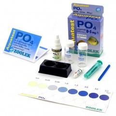 ZOOLEK Test PO4 - do oznaczania zawartości fosforanów