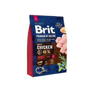 BRIT Premium by Nature Adult L (Large)