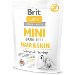 BRIT CARE Mini Hair & Skin - Salmon & Herring