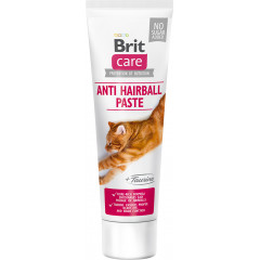 BRIT CARE Cat Paste - Anti Hairball with Taurine 100g