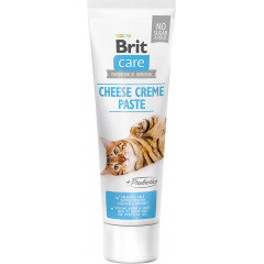 BRIT CARE Cat Paste - Cheese Creme Enriched with Prebiotics 100g