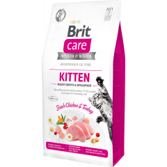 Brit Care Cat Grain-Free Kitten Healthy Growth and Development