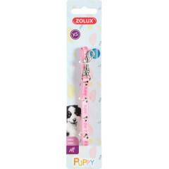 ZOLUX Smycz Puppy Mascotte - różowy