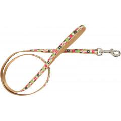 ZOLUX Smycz nylonowa Arrow - brązowy