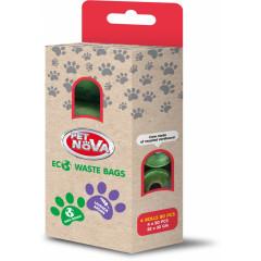 PET NOVA Biodegradowalne worki na psie odchody