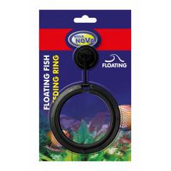 PET NOVA Karmik pływający okrągły - czarny