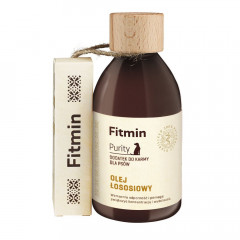 Fitmin Dog Purity Olej łososiowy 300ml