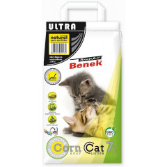 SUPER BENEK Corn Cat - Ultra Naturalny 7l