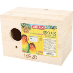 ZOLUX Budka Duo 160