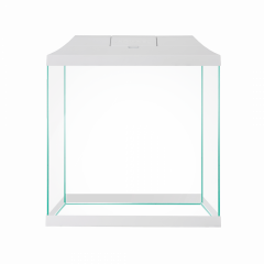 AQUAEL Zestaw akwariowy Leddy Mini 35 - biały
