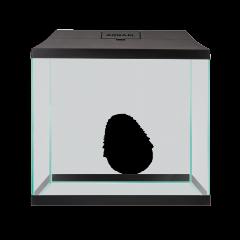 AQUAEL Zestaw akwariowy Leddy Mini 30 - czarny