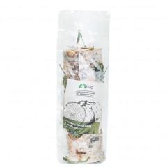 TIVO Zabawka dla gryzoni - Pieniek brzozowy z ziołami