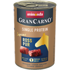 ANIMONDA PIES GranCarno Single Protein Czysta Konina