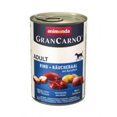 ANIMONDA GranCarno Adult wędzony węgorz i ziemniak 400g