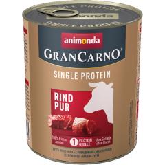ANIMONDA PIES GranCarno Single Protein Czysty Wołowina