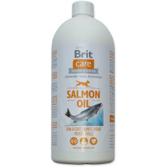 BRIT Care Salmon Oil - olej z łososia