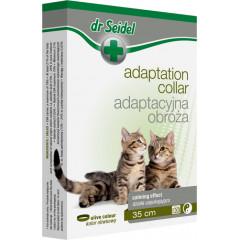 DR SEIDEL Obroża adaptacyjna dla kota 35cm