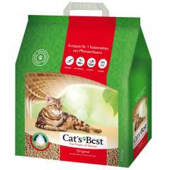 CAT'S BEST Original (Eko Plus) - żwirek zbrylający 10l (4,3kg)