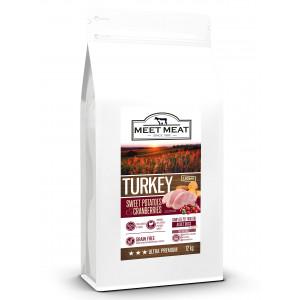 MEET MEAT Grain Free Light Adult Turkey