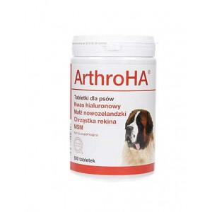 DOLFOS Arthro Ha - Preparat chondroprotekcyjny - wspomaga leczenie schorzeń stawów u psów