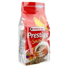 VERSELE-LAGA Prestige Snack Canaries - przysmak z biszkoptem i owocami dla kanarków 125g