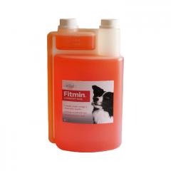 Fitmin Dog Purity Olej łososiowy 1l